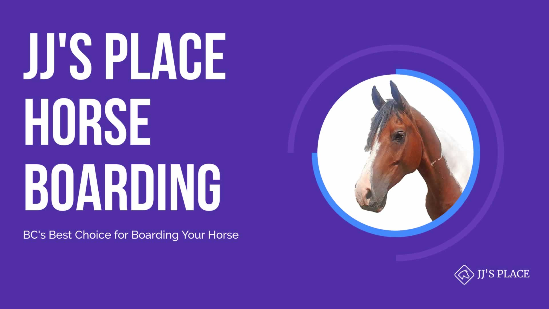 JJ's Place Horse Boarding